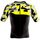 Bioracer Spitfire SS Jersey Men fluo yellow-bar